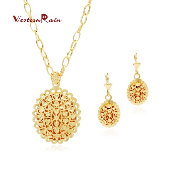 2018 Westernrain 2017 Gold Plated 18k New Design Jewelry Charming