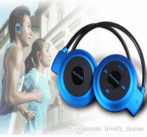 10pcs Mini 503 Wireless Bluetooth Stereo Headphone Handsfree Sports Music ear hook Headset for Iphone 6 5S Ipad Samsung S4 S5 HTC LG US03