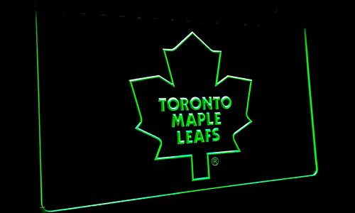 best selling LS086-g Toronto Maple Leafs Neon Light Sign