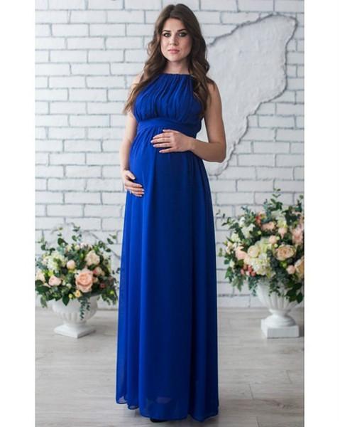 Compre Embarazo Vestido Largo De Encaje Vestido De Maternidad Accesorios De Fotografía Vestido De Encaje Vestidos De Mujer Ropa De Playa Ropa A 2757