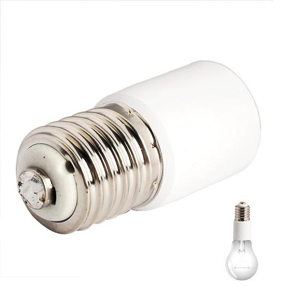 Brand New 1pcs E40 Screw Bulb Light Socket Base Extender LED Halogen CFL Light Bulb Lamp Adapter Converter Holder