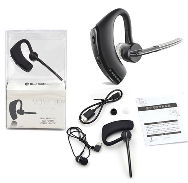 Bluetooth-гарнитура Voyager Legend с текстом и шумоподавлением Стерео наушники Наушники Для