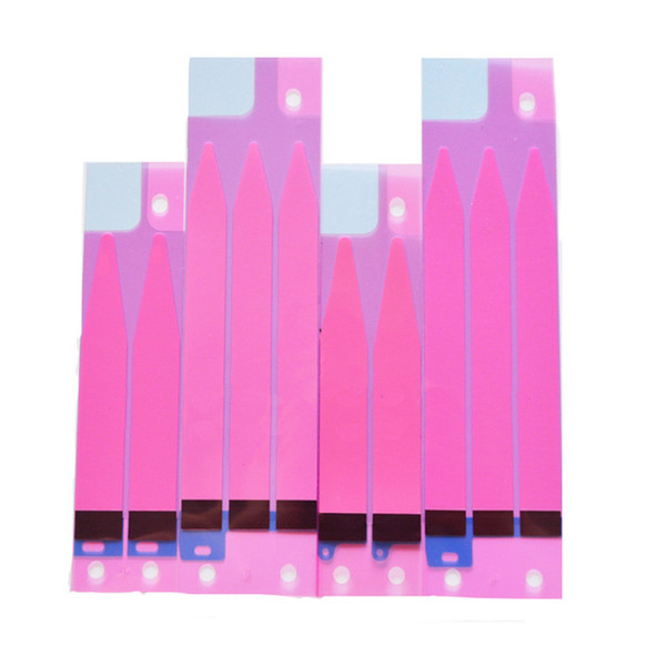 1000PCS New Replacement for iPhone 6S 6S Plus 6 6 Plus 5 5S/5C 4 4S Anti-Static Battery Adhesive Strips Sticker Tape Glue Tag Free DHL