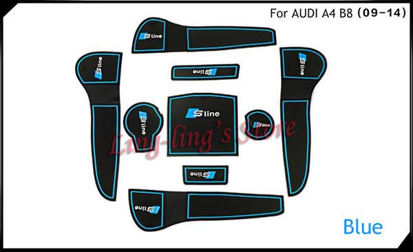 Синий цвет для A4 B8 11-16