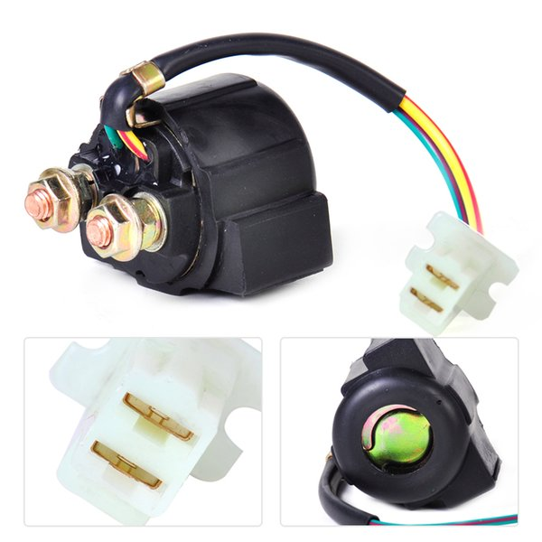 Auto Parts And Vehicles Starter Relay Solenoid For Yamaha