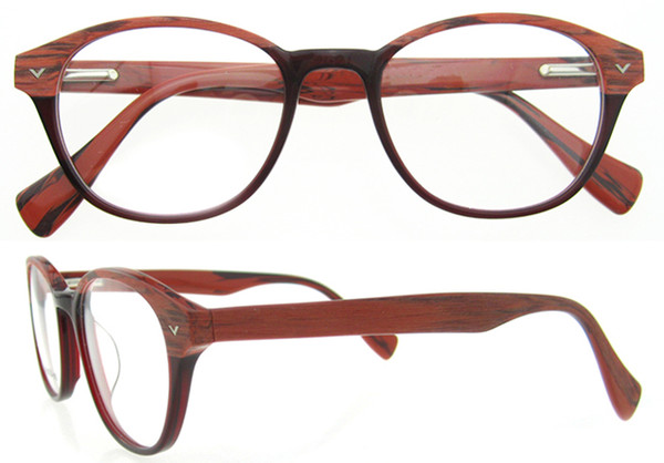 Vintage Eyeglasses Wooden Glasses Women And Men\'S Wooden Glasses ...