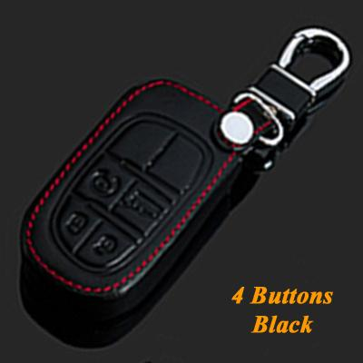 Black 4 Button Smart