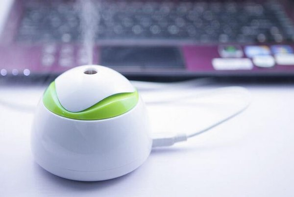 Prix d'usine!!! Date Portable Mini USB Humidificateur Air Purificateur Aroma Diffuseur pour Home Room Car DHL