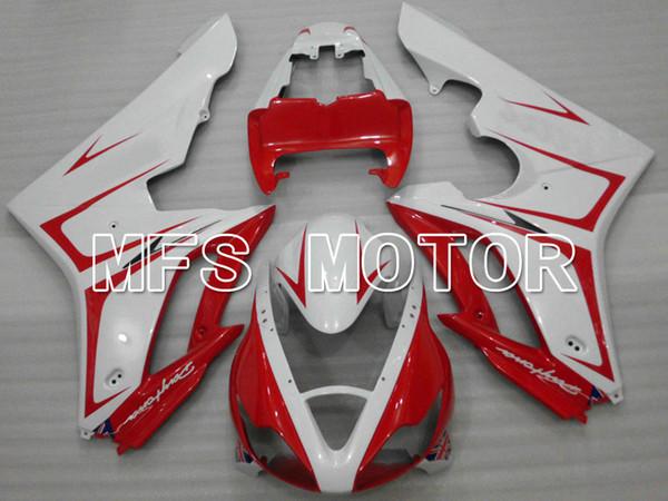 Marka Yeni Fairing 06-08 Triumph Daytona 675 2006 2007 2008 için Fit ABS Plastik Set Enjeksiyon Kaporta Kiti