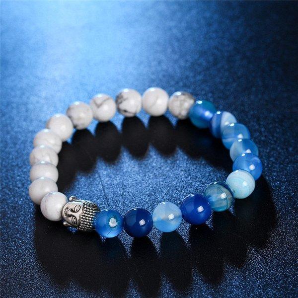 Mavi + Beyaz