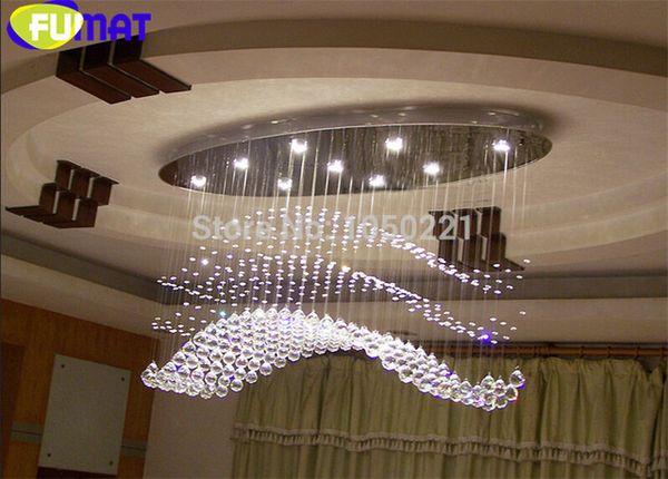 Großhandel Hängende Deckenleuchte Crystal Art Deco K9 Kristall Licht Schlafzimmer Lampen Hotel Wohnzimmer Lampen Moderne Deckenleuchten Lampe Kristall