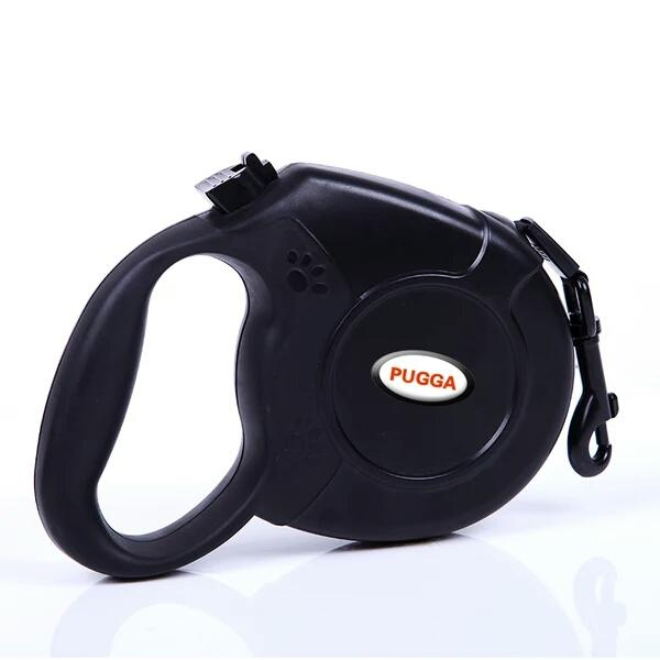 Free Shipping 5m 8m For Medium Large Automatic Retractable Pet Dog Leash Extending Walking Dog Lead Adjustable Frou Colors