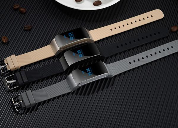 1 PCS DF22 Bluetooth Smart Montres Smartband Smart bracelet bandes Podomètre Activité Fitness Tracker Pour Iphone Samsung Sony Huawei