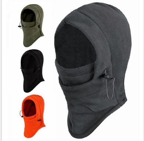 Großhandel Winter Hut Caps Masken Verdickung Polar Fleece Herren ...