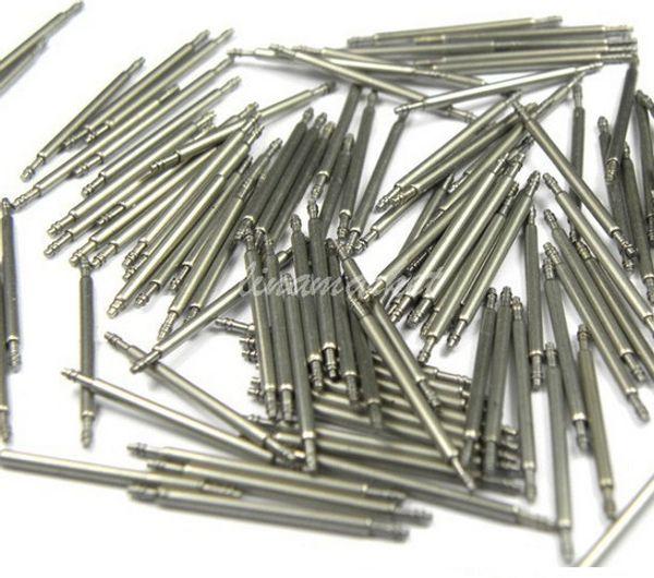 top popular Watchbands Stainless steel Pin Watch Bands Spring Bars Strap Link Pins Men Women Watch Watches 2020