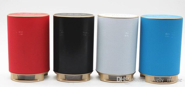 HF-Q9 Keep Phone Play Stand Speaker Bluetooth Wireless Mini speakers Portable Loudspeaker Support FM Radio TF Card USB For Smart Phone