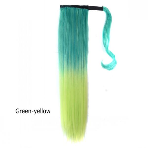 Green yellown