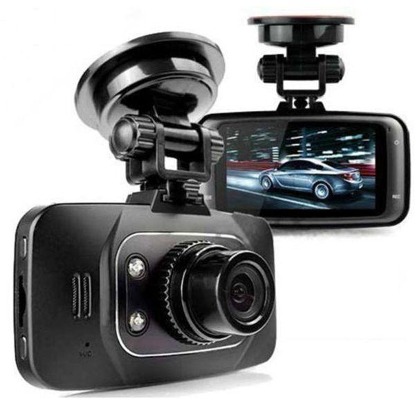 1080P 2.7inch LCD Car DVR Vehicle Camera Video Recorder Cam G-sensor HDMI GS8000L Car recorder DVR car camera dvr cameras