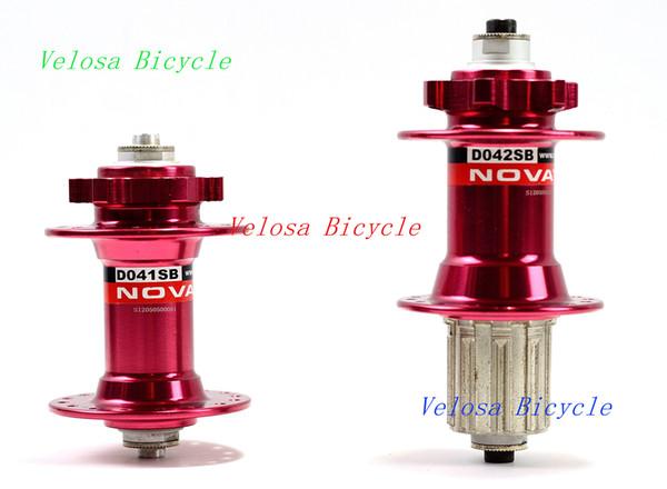 Novatec D041SB/D042/SB, 041/042 MTB bike hubs,bicycle wheel hubs, entry level sealed bearing hubs