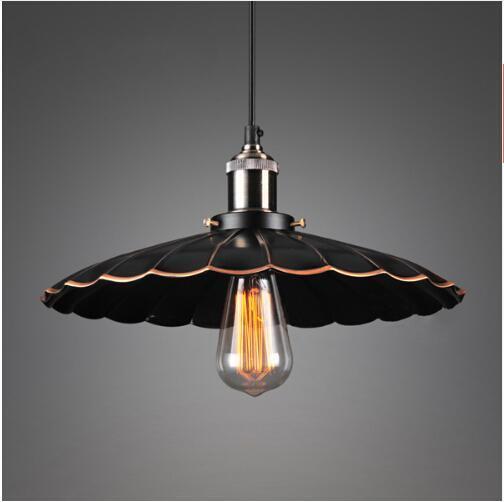 Neues Design Retro Vintage Droplight Pendelleuchte Lampe Beleuchtung Dekoration  Deckenleuchte Wohnzimmer Restaurant Lichter Aluminium TB