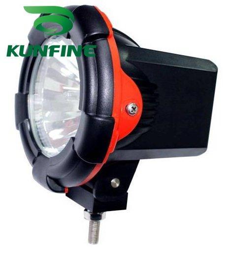 4 дюйма спрятанный управляя свет спрятал Offroad пятно / свет луча потока для тележки Виллиса SUV спрятанные ATV света тумана ксенона спрятанный свет KF-K5004 работы