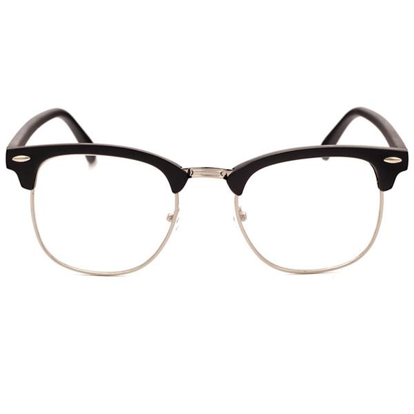 C13 Matte Black Clear Lens