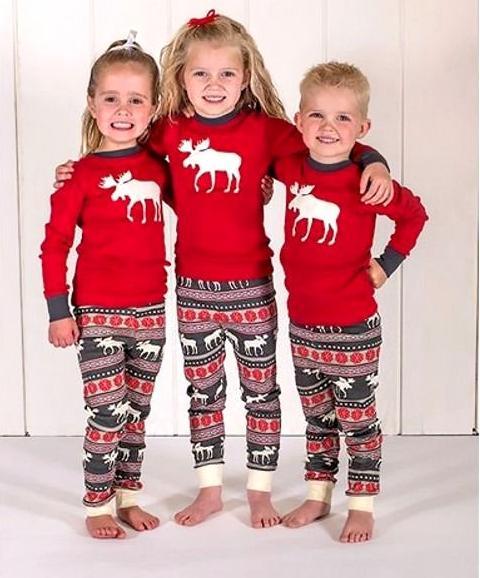 kids matching christmas outfits Coupons - top Christmas kids Family Matching  Pajamas Set deer printed sets - Kids Matching Christmas Outfits Coupons, Promo Codes & Deals 2019