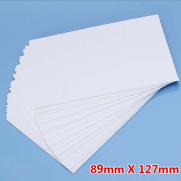 100 Sheet /Lot High Luminous Waterproof Photo Paper 89*127mm High Glossy Photo Papers Apply to Inkjet Printer Material Escolar
