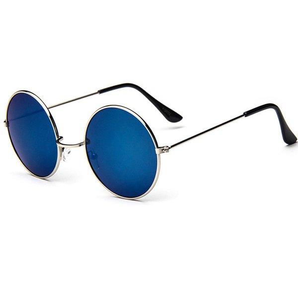 Cadre en argent Blue Mirror
