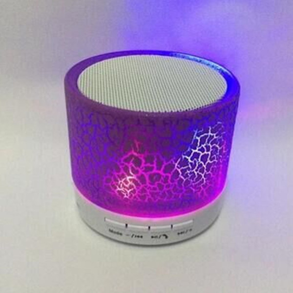 mini portable speaker purple