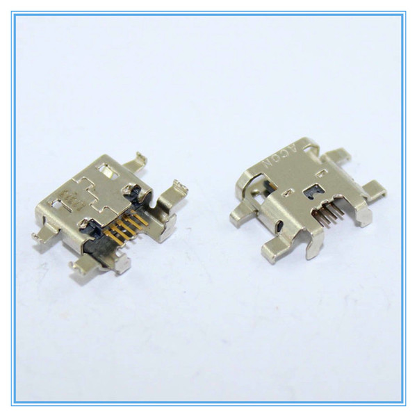 Original New Replacement For Sony Xperia M2 S50H D2303 D2306 D2305 Micro USB Charger Charging Connector Plug Dock Socket Port Free Shipping
