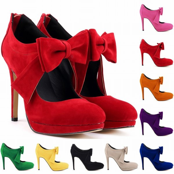 Cheap Cute Girls Shoes Platform High Heels Ladies Women Pumps ...
