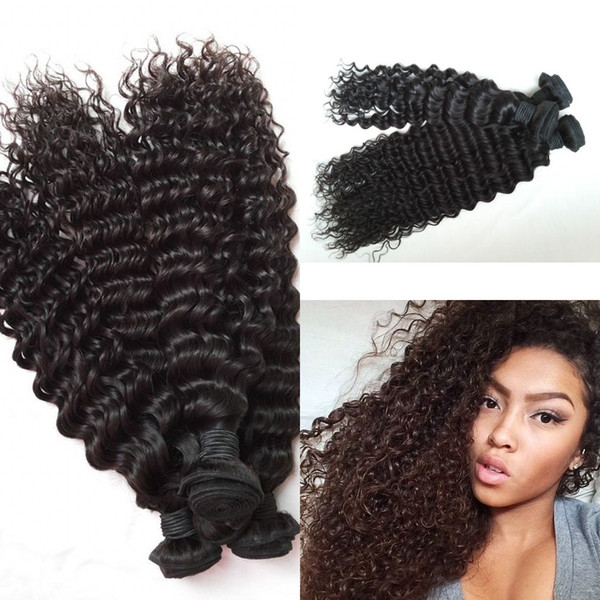 Peruvian Natural Color Cheap Human Hair Extensions 8-30inch Unprocessed Human Hair Weaves Can Be Dyed LaurieJ Hair