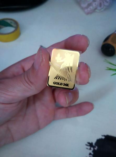 Wholesale 24K gold zodiac mobile phone anti radiation sticker 12 constellation anti radiation shield Bio Energy Sticker 50pcs free shiping