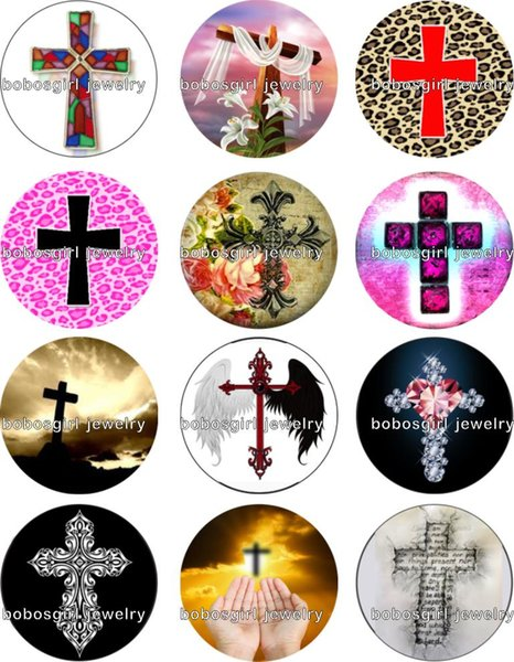 Free shipping CROSS Snap button Jewelry Charm Popper for Snap Jewelry good quality 12pcs / lot Gl206 jewelry making