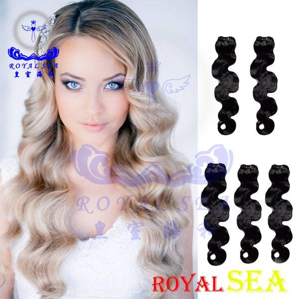 Free shipping 100% virgin brazilian hair weave AAAAAA Grade body wave human hair extensions full cuticle remy hair A