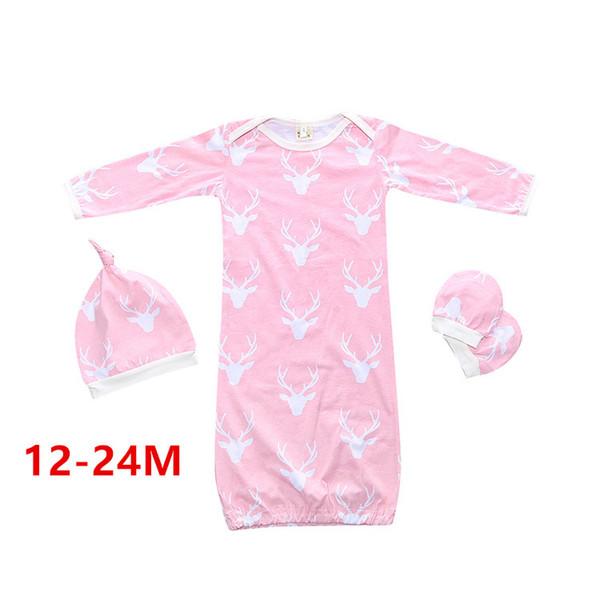 M (12-24M) rosa
