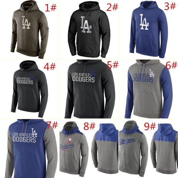 new arrival 3be11 104f1 2019 MLB Dodgers Of Anaheim Hoodies 2016 Baseball Jerseys Los Angeles  Salute To Service Gold Collection Pullover Hoodie From Sport_cindy, $31.78  | ...
