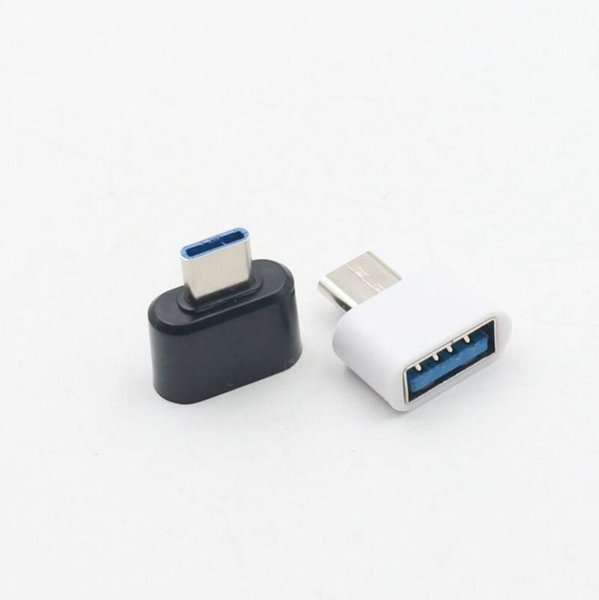 TYPE-C Micro USB a USB OTG Adapter 2.0 Converter para Android Huawei Samsung S7 S8 Tablet a Flash Mouse teclado