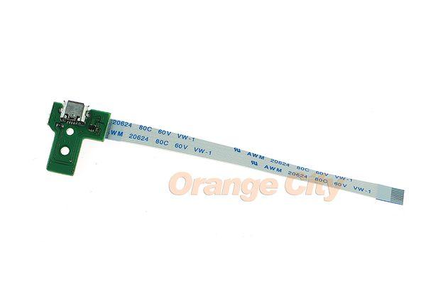 Carte de charge USB Port de charge pour stations PS4 Playboard 4 Carte de contrôleur JDS030 avec câble 12 broches