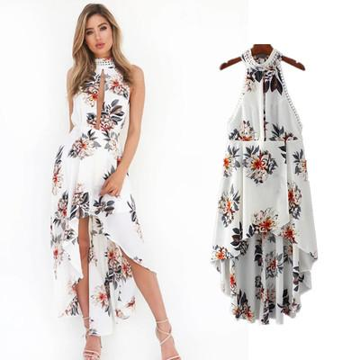 e46cfee6d283d Summer Sleeveless Dress Ladies Casual Backless Beach Dresses Tight White  Dresses For Juniors Cocktail Wear For Women From Dhgate10166888, $10.72  ...