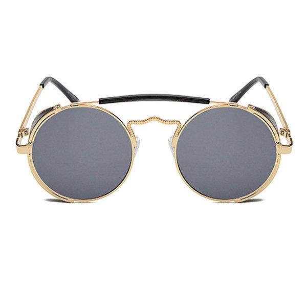 C1 Gold Frame Grey Lens