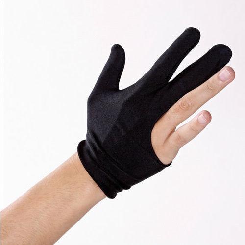 En gros 2017 HOT Cue Billard Pool Gants Shooters 3 Doigts Snooker Accessoires biljart handschoenen guantes de billar