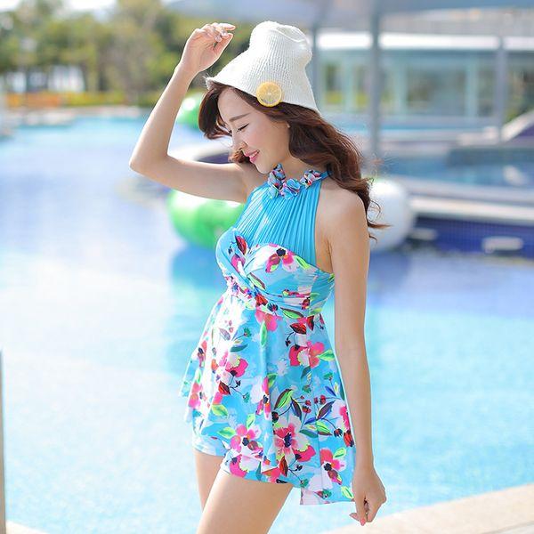 2017 Swimwear Women Sexy One Piece Swim Suits Swimsuit Push Up Dress Ladies Swimming Bathing Suit Swim Wear for Women