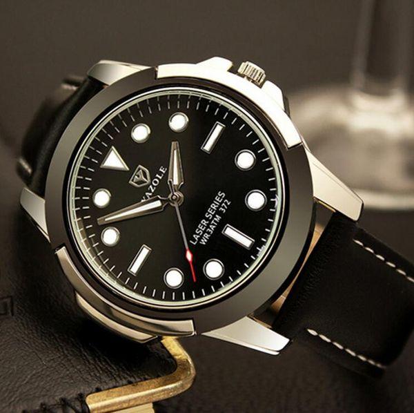 Black black dial