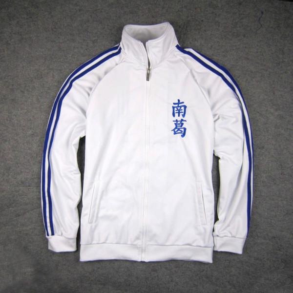 best selling Free Shipping Japanese Anime Captain Tsubasa Uniform Long Sleeve Unisex Jacket Cosplay Jersey