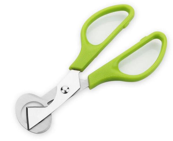 Fashion Hot Pigeon Quail Egg scissor Bird Cutter Opener Kitchen Tool Clipper Cigar Cracker Blade