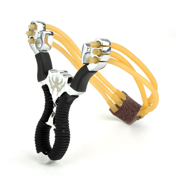 best selling Sirius Alloy Slingshot Shooting Tools Top Quality Stainless Steel Hunting Slingshots For Reminiscence And Entertainment Hot Sale 10yr