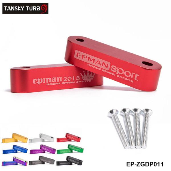 best selling TANSKY- EPMAN For all Honda JDM Billet Aluminum Hood Risers 90-00 For Integra  88-00 For Civic EP-ZGDP011