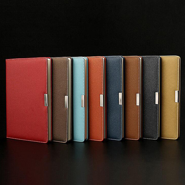 8 Colors (100 Sheets) A5 Size Business Notebook Notepad Journal Diary Planner Notepad for Students Kids, School Office Stationery